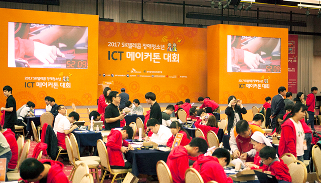 Social Value Creation Programs through ICT Capacities